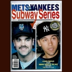 2000 Mets/Yankees Subway Series Magazine
