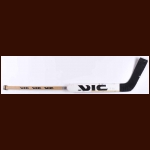 Ron Hextall Philadelphia Flyers White Vic Game Used Stick
