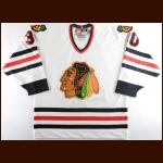 Ed Belfour Chicago Blackhawks Authentic Jersey