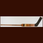Jacques Plante Baltimore Clippers Northland Game Used Stick