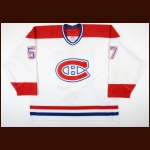 2006-07 Garth Murray Montreal Canadiens Game Worn Jersey