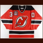 Martin Brodeur New Jersey Devils Authentic Jersey