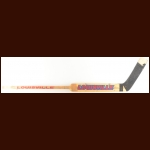 Patrick Roy Montreal Canadiens Louisville Game Used Stick – The Terrence Murphy Collection – Joe Murphy Letter